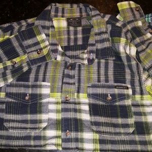 Men's Name Brand Casual Button Down Shirts